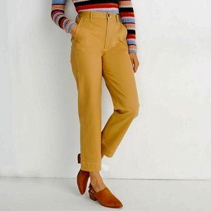 Madewell Tapered Trousers
